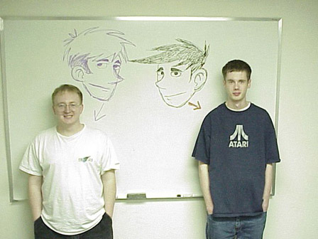 Ethnography web comics jerry holkins aka tycho and mike krahulik aka gabe 2004 penny arcade vs m4hsunfo
