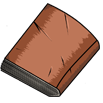 dusty book icon